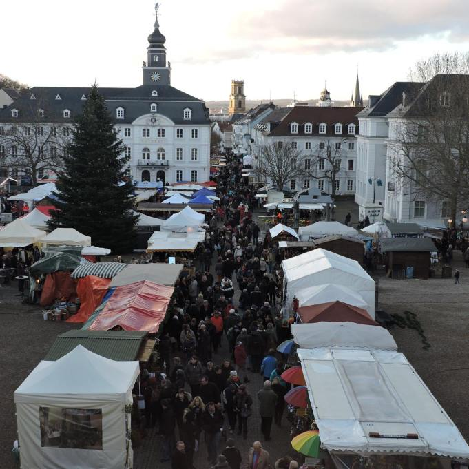 Saarbrücken's Christmas market